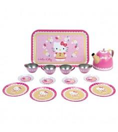 Набор металлической посудки Smoby Hello Kitty 24592
