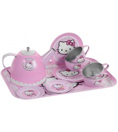 Набор посудки Smoby Hello Kitty 24783