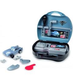 Конструктор Smoby в чемоданчике Финн Тачки 2 500166