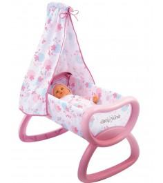 Кроватка для куклы Smoby Baby Nurse 24015