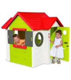 Smoby Мой Дом со звонком 810400
