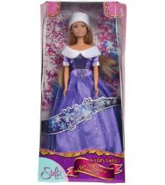 Кукла Steffi love Штеффи в блестящем зимнем наряде 5730664