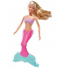 Кукла Штеффи - русалка с подвижным хвостом, 29 см 5732308