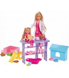 Кукла Штеффи и Еви Мир животных 5733040