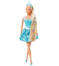 Кукла Штеффи с наклейками для волос 5737106