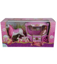 Кукла Steffi love Штеффи в сказочной карете 5739125