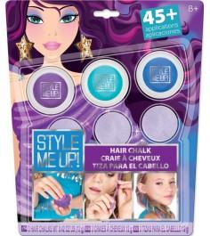 Радужные мелки для волосStyle Me Up 1627