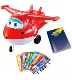 Супер крылья Джетт с карточками разных стран YW710410