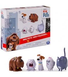 Игрушка Тайная жизнь домашних животных 5 мини-фигурок 72817
