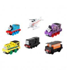 Томас и друзья Маленькие паровозики в ассортименте DWM28