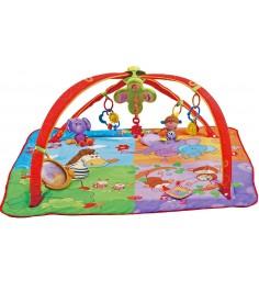 Развивающий коврик Разноцветное сафари Tiny Love 408