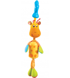 Подвеска Tiny Love Жираф Самсон колокольчик 434