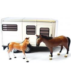 Прицеп TOMY прицеп для перевозки лошадей 42846RU