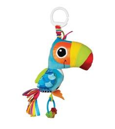 Развивающая игрушка TOMY Веселый Тукан LC27564
