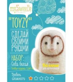 Toyzy Сова Белая начальный TZ-F006