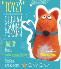 Toyzy Лиса начальный TZ-F016