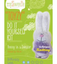 Toyzy Зайка в кофте TZ-K005