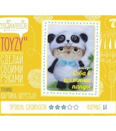 Toyzy Сова в костюме панды TZ-P024