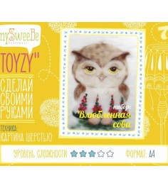 Toyzy Влюбленная сова TZ-P027