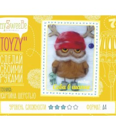 Toyzy Сова в шапке TZ-P028