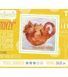 Toyzy Рыжий кот TZ-P031