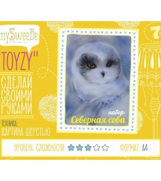 Toyzy Северная сова TZ-P034