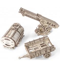 3D Пазл Ugears Дополнение к грузовику UGM-11 70019