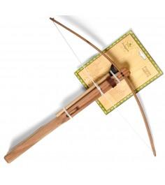 Деревянный арбалет со стрелой ЯиГрушка AMP-003