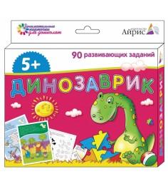 Набор карточек Айрис - пресс Динозаврик 5+ 47530