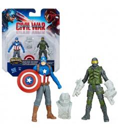 Игровой набор из 2 фигурок Мстителей в ассортименте Avengers B5768