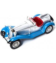 Bburago 1 18 alfa romeo 8c 2300 spider touring 1932 18-12063
