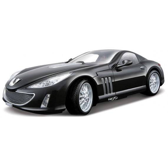 Модель автомобиля Bburago 1 18 peugeot 907 v12 18-12075