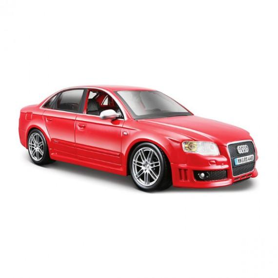 Модель автомобиля Bburago 1 24 Audi rs4 18-22104