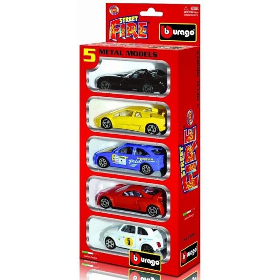 Набор моделей Bburago 1 43 18-30005