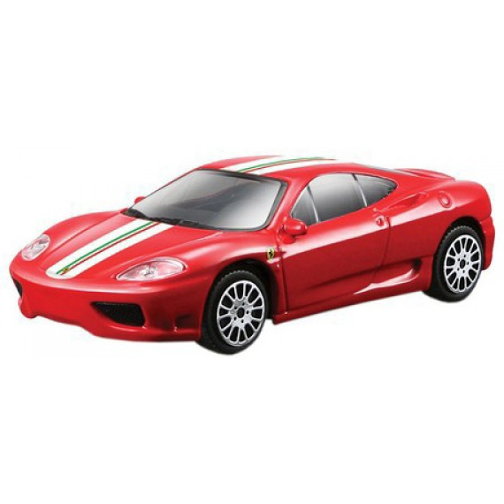 Коллекционная модель Bburago Ferrari challenge stradale 18-31153b