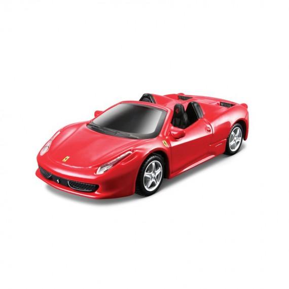 Коллекционная модель Bburago Ferrari 458 spider 18-35226