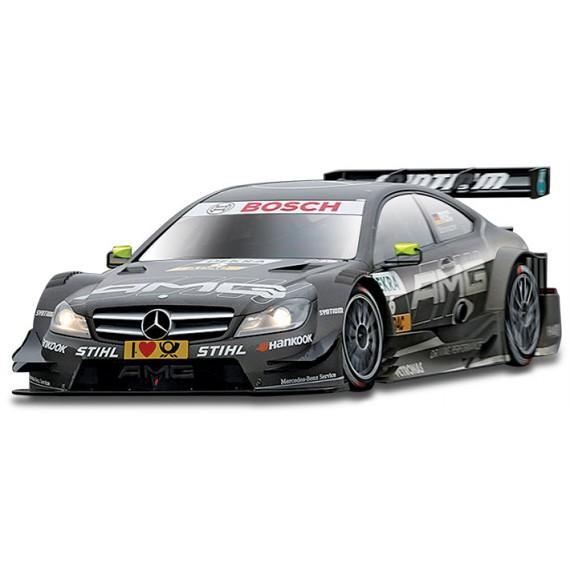 Модель автомобиля Bburago 1 32 ралли dtm Mercedes amg c-coupe 18-41154