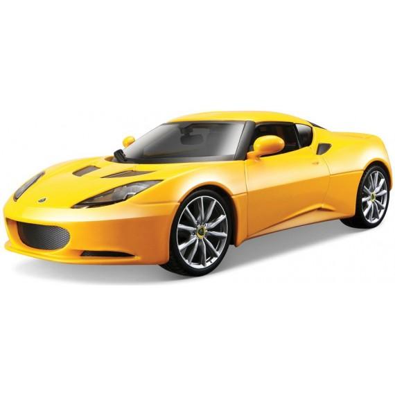 Модель автомобиля Bburago 1 24 lotus evora s ips 18-21064