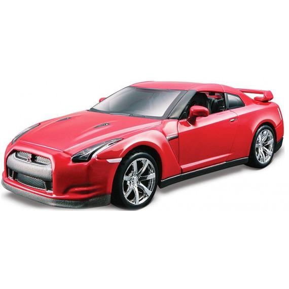 Модель автомобиля Bburago 1 32 nissan gt-r 18-42016