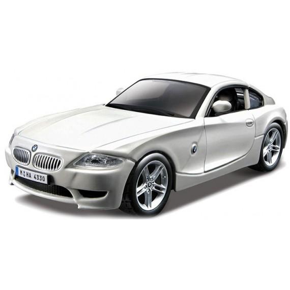 Модель автомобиля Bburago 1 32 bmw z4 m coupe 18-43007