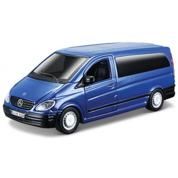 Модель автомобиля Bburago 1 32 Mercedes benz vito 18-45134