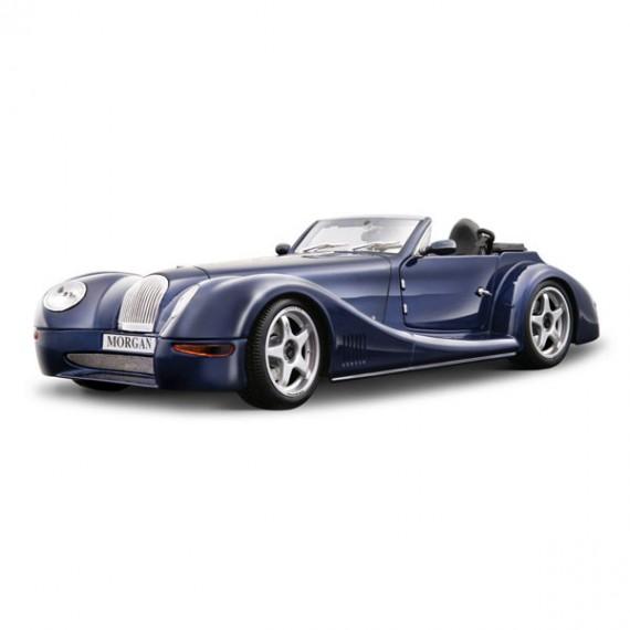 Модель автомобиля Bburago 1 18 morgan aero 8 18-12050