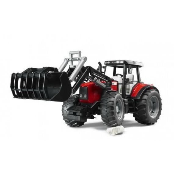 Трактор Massey Ferguson 7480 Bruder 02-042
