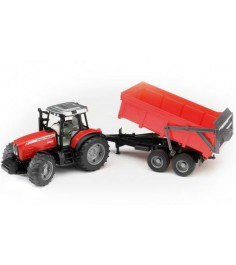 Трактор Massey Ferguson 7480 Bruder 02-045