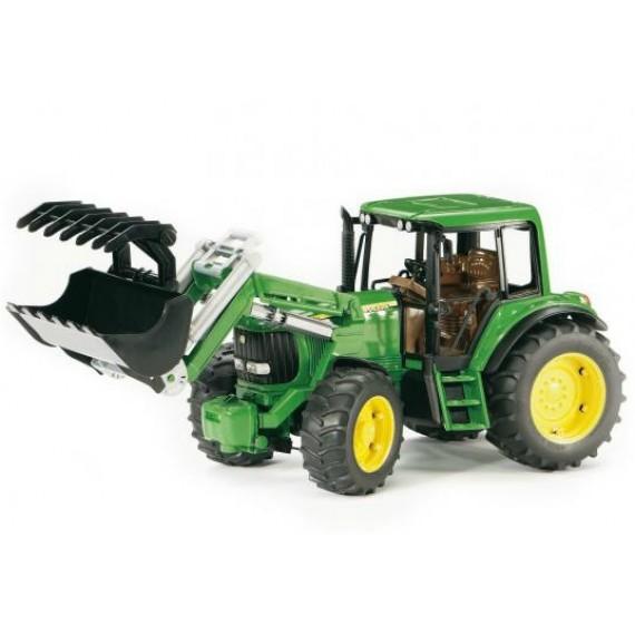 Трактор John Deere 6920 Bruder 02-052