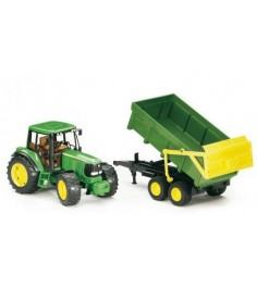 Трактор John Deere 6920 Bruder 02-058