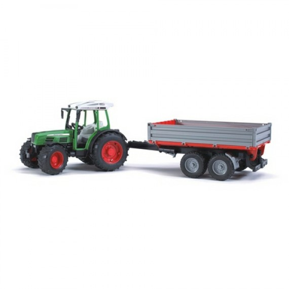 Трактор Fendt 209 S Bruder 02-104