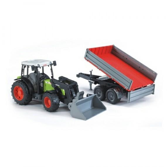 Трактор Claas Nectis 267 F Bruder 02-112