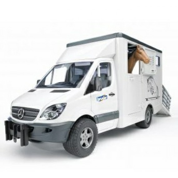 Фургон Mercedes Benz Sprinter Bruder 02-533