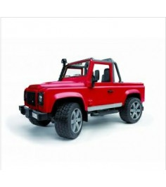 Пикап Land Rover Defender Bruder 02-591